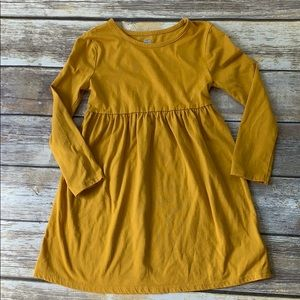 Mustard Yellow Tunic/Dress